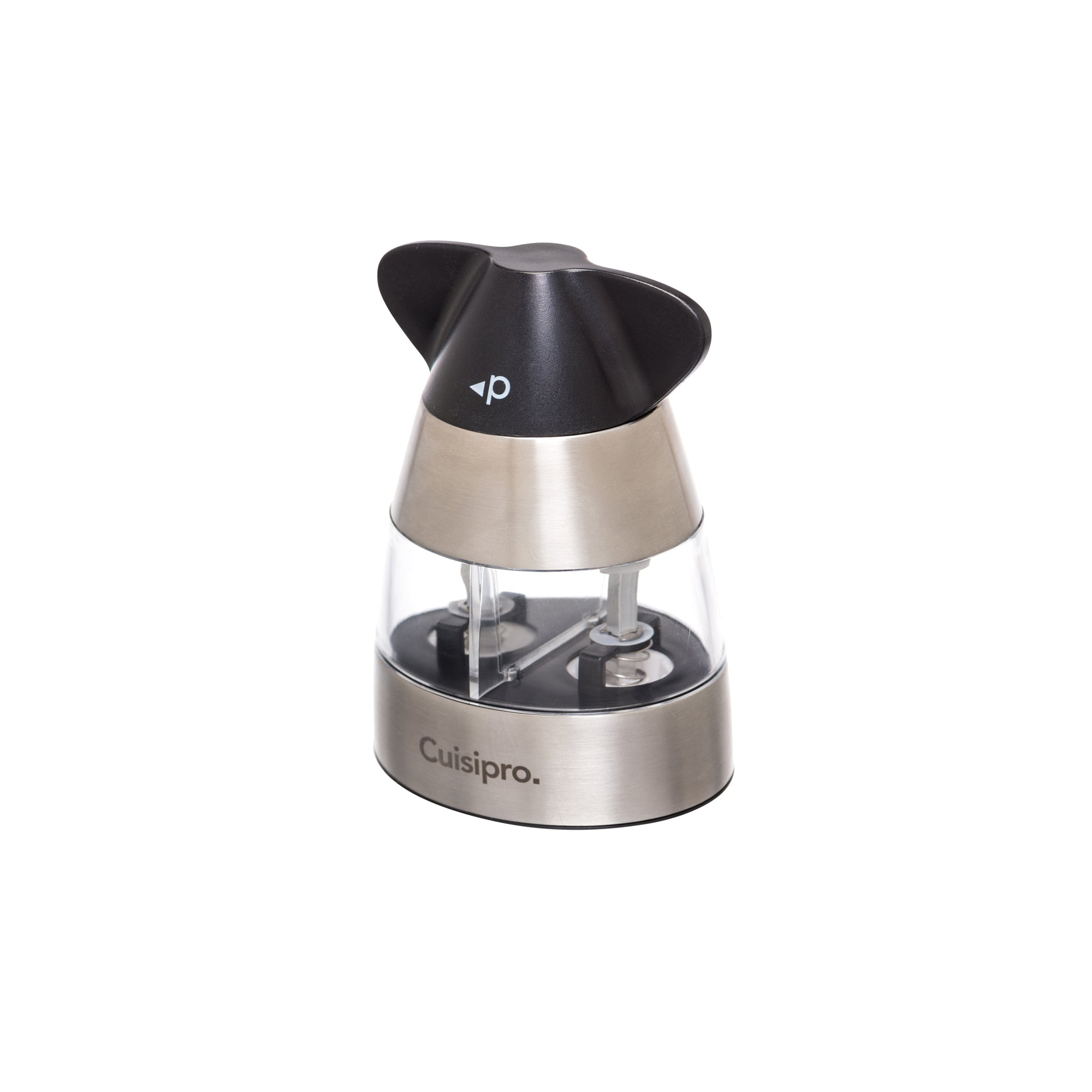 Dual Salt/Pepper Mill, Black