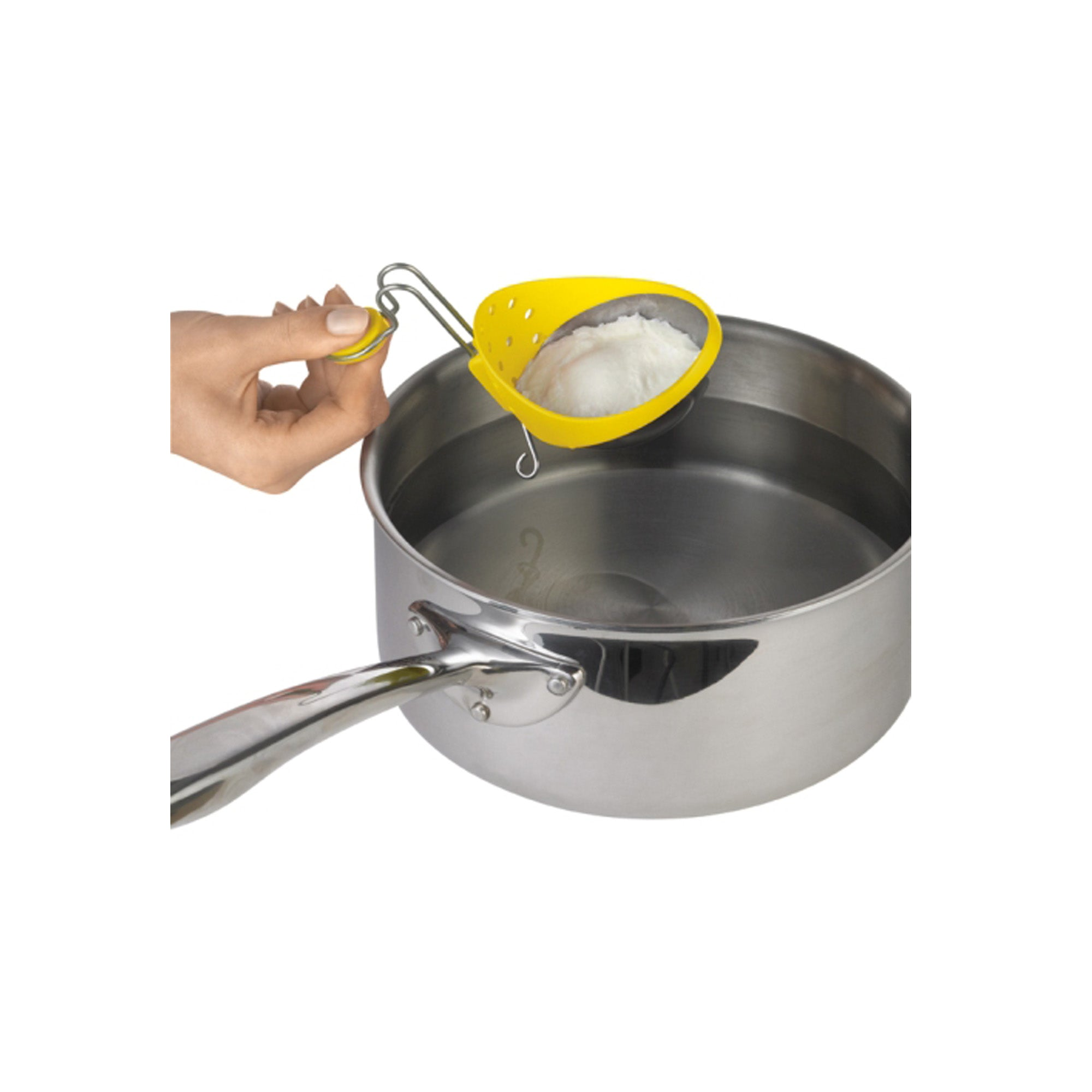 Stainless Steel Egg Poacher