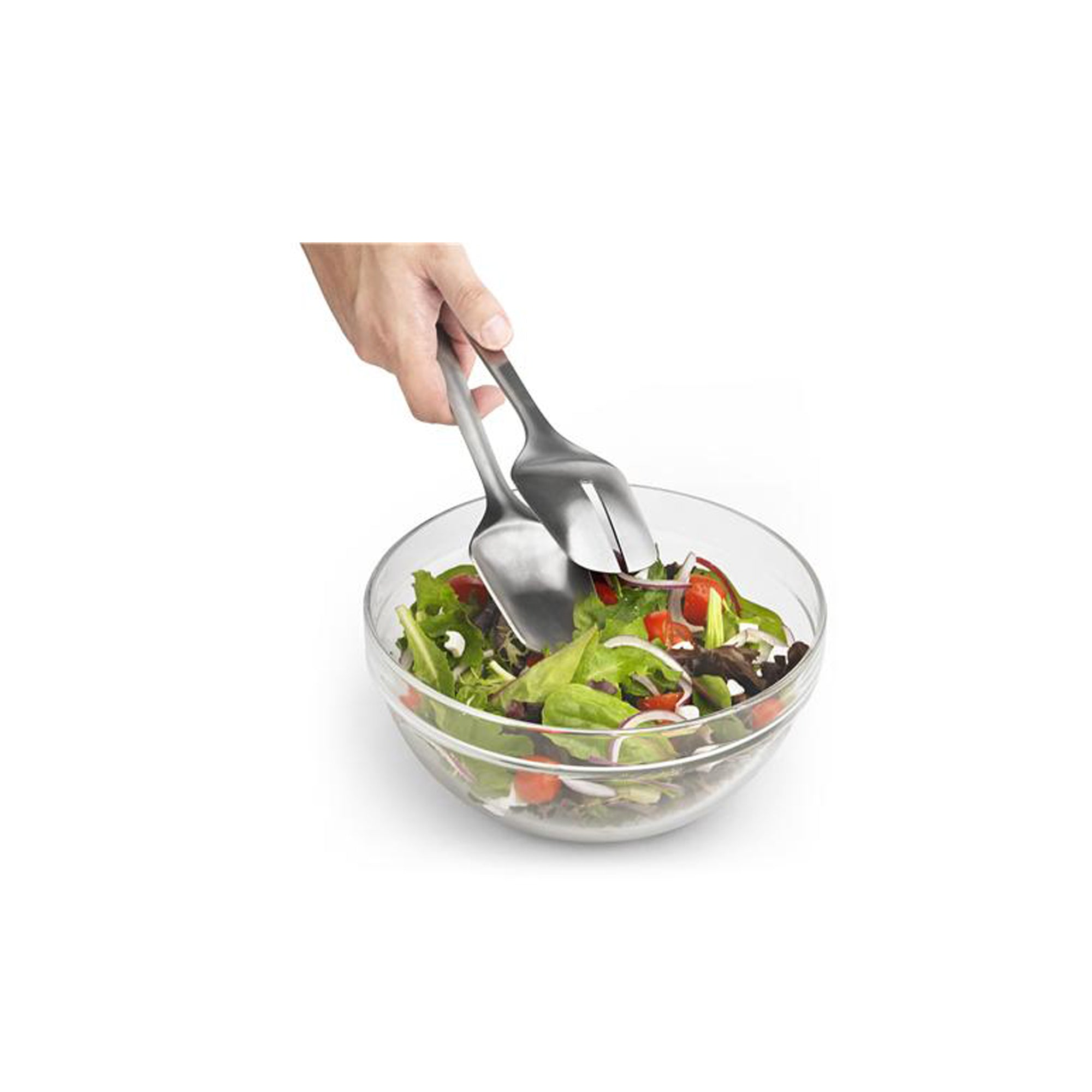 Stainless Steel Salad Tongs