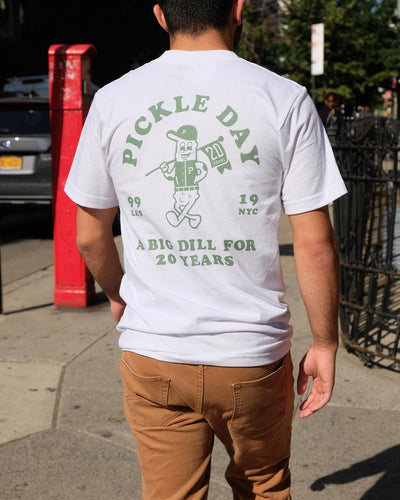 20th Anniversary Pickle Day T-shirt
