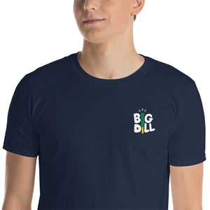 Premium Embroidered Big Dill Tee