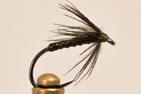 Jet Black Soft Hackle