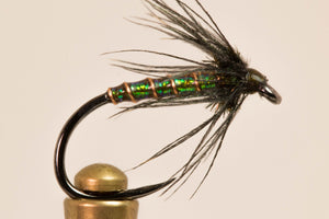 Rootbeer Starling Soft Hackle