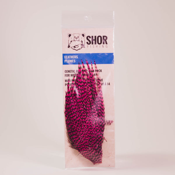SHOR Fishing Rooster Mini Pack