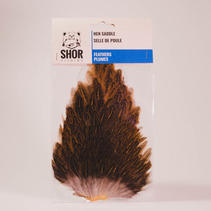 SHOR Fishing Hen Saddle
