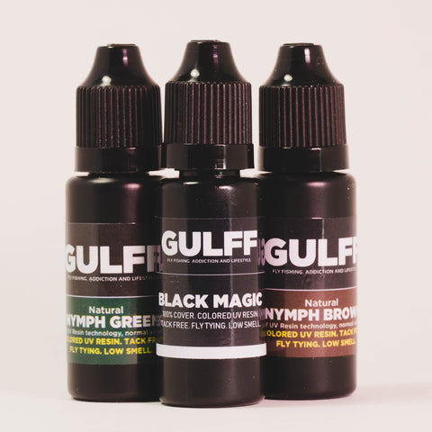 GULFF Coloured Resin's