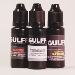 GULFF Clear Resin's