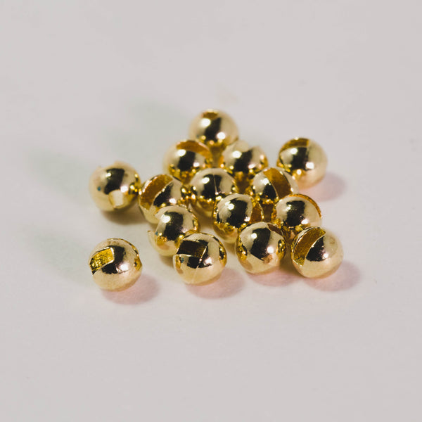 Frosty Fly Slotted Tungsten Beads