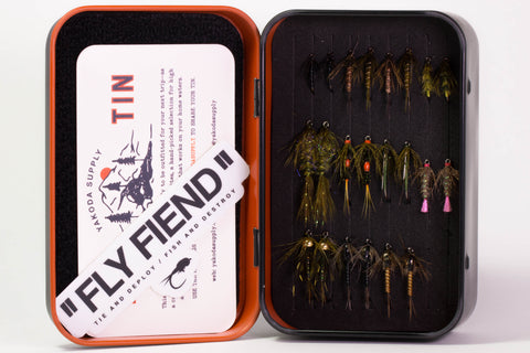 The Fly Fiend | Grab N Go Soft Hackle Box