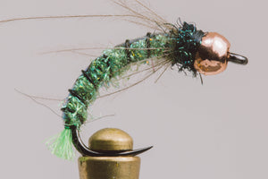 Iced Caddis