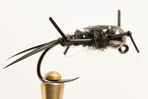 Black Steelhead Stonefly
