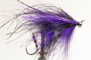 Purple Black Flake Intruder