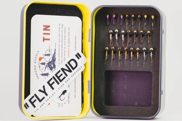 The Fly Fiend | Grab N Go Perdigon Box