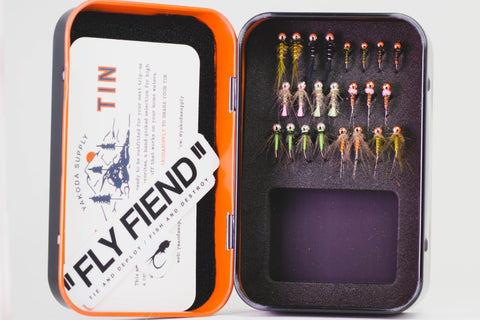 The Fly Fiend | Grab N Go Nymph Box