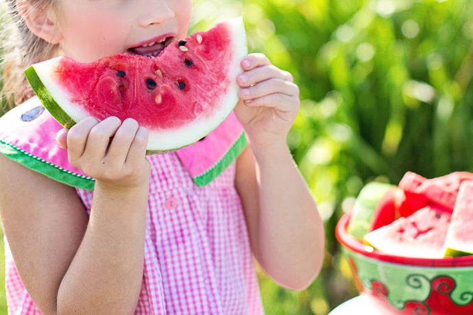 TOP 5 TIPS & TRICKS - boost your child's intake of fruit and veg!