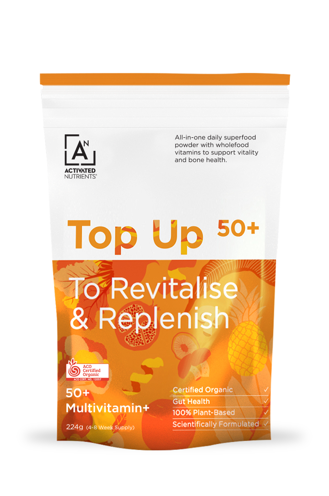 Top Up 50+ Multivitamin+