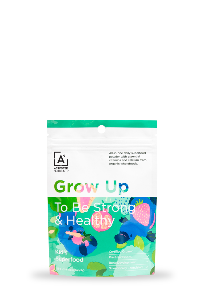 Grow Up - Kids Multivitamin+