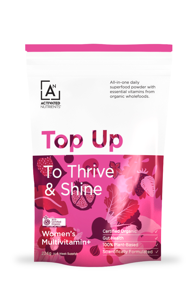 Top Up Women's Multivitamin+