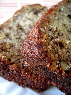 Amazing Moist Banana Bread Recipe