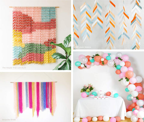 Absolutely Love These Ideas! Thanks Again To Gifts For Sharing This Awesome  Tutorial! Send Us Photos Of Your Backdrops!!!