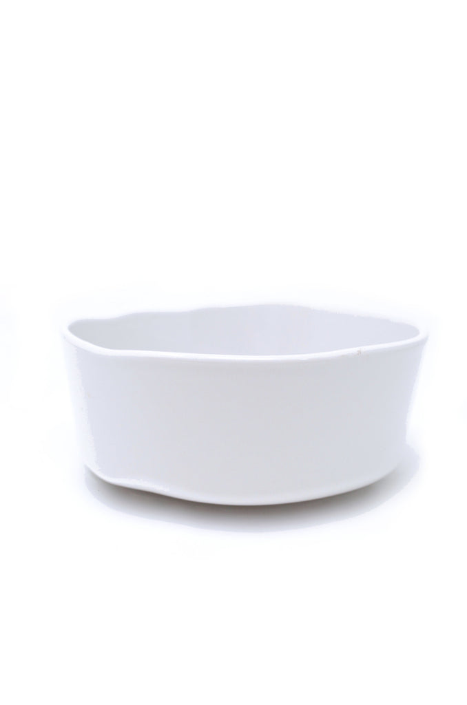 Oak Hall White Bowl
