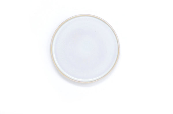 Oak Hall White Appetizer Plate