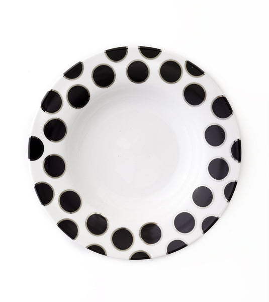 Round Platter-Black Pearl Collection