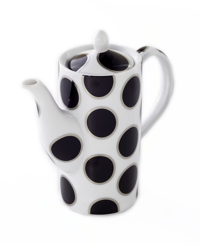 Teapot-Black Pearl Collection