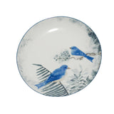 Birds of a Feather 16 Piece Set Blue