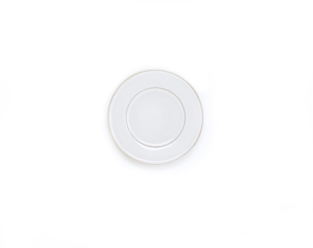 Oak Hall White Bread and Butter Plate