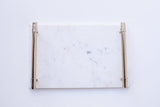 The Good Life Trays- Rectangle Marble Tray
