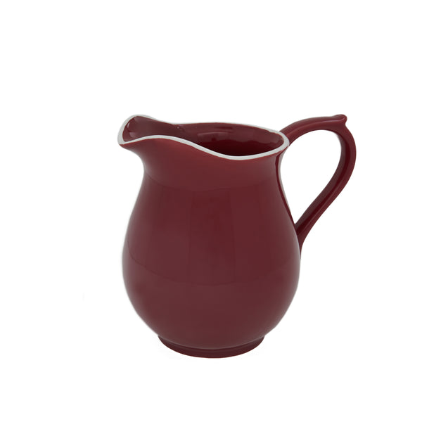 Potter's Wheel Berry Pitcher