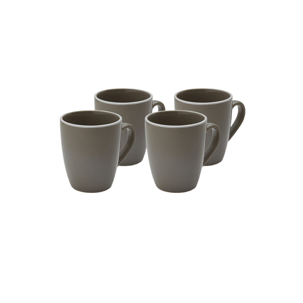 Potter's Wheel Dusk Mug Set of 4
