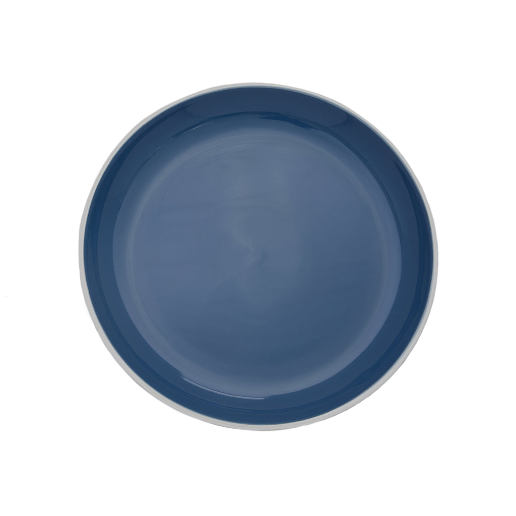 Potter's Wheel Midnight Dinner Plate