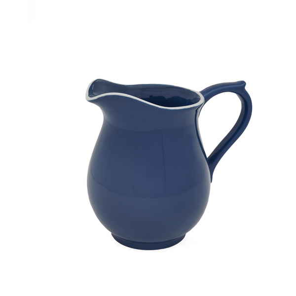 Potter's Wheel Midnight Pitcher