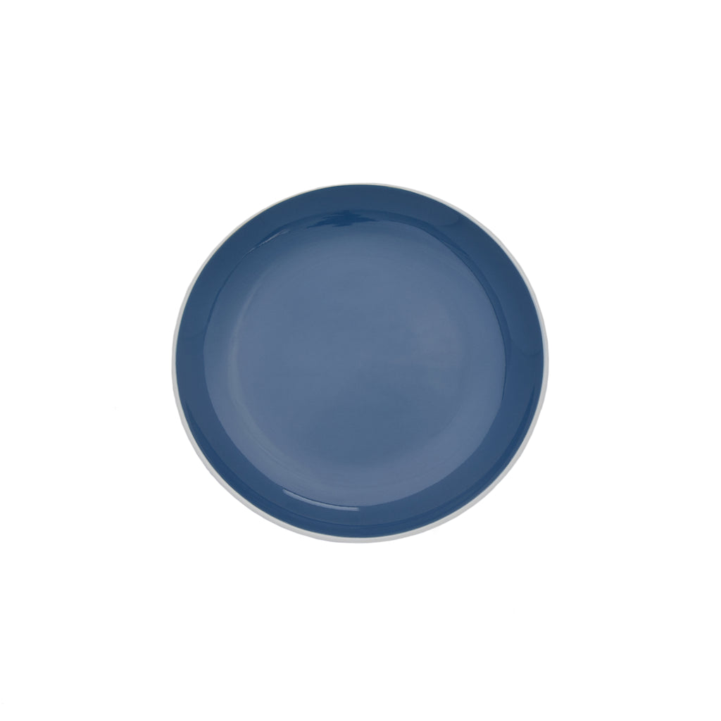 Potter's Wheel Midnight Salad Plate