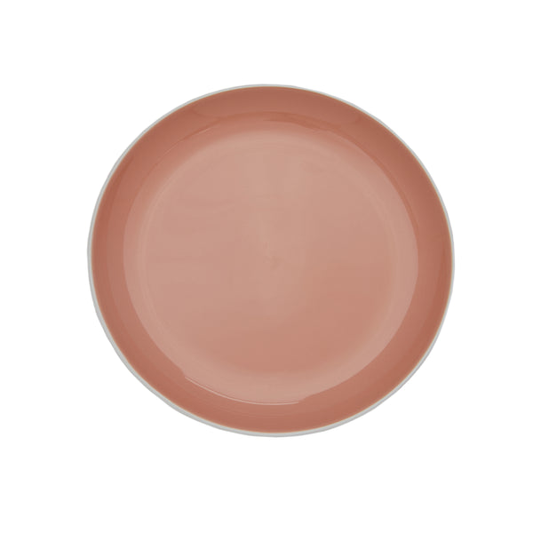 Potter's Wheel Rosé Salad Plate