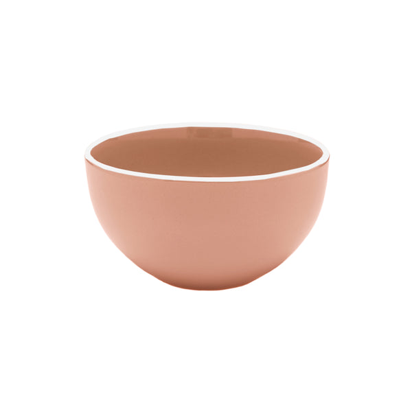 Potter's Wheel Rosé Cereal Bowl