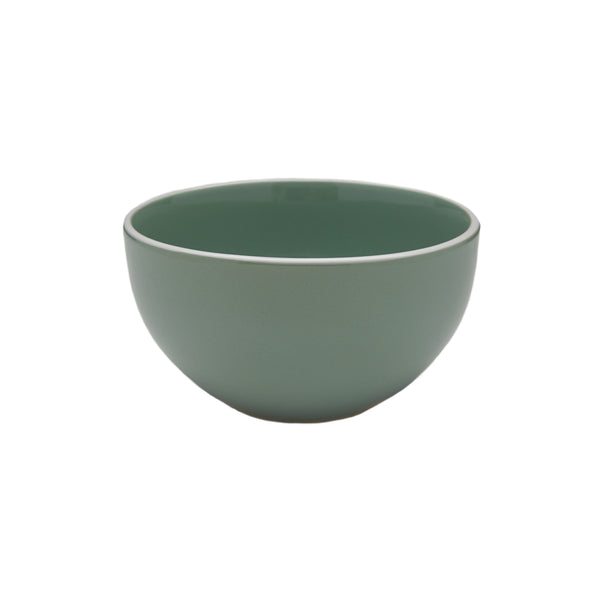 Potter's Wheel Sage Cereal Bowl