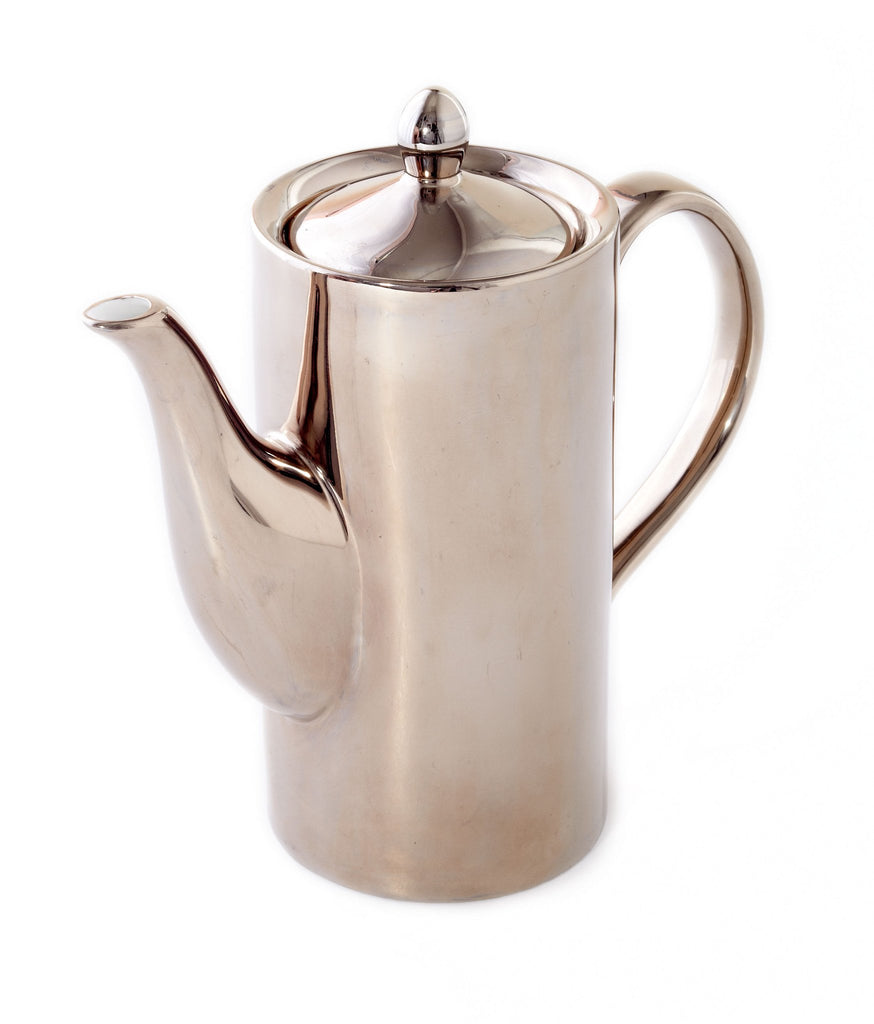 Monaco Platinum Tea Pot