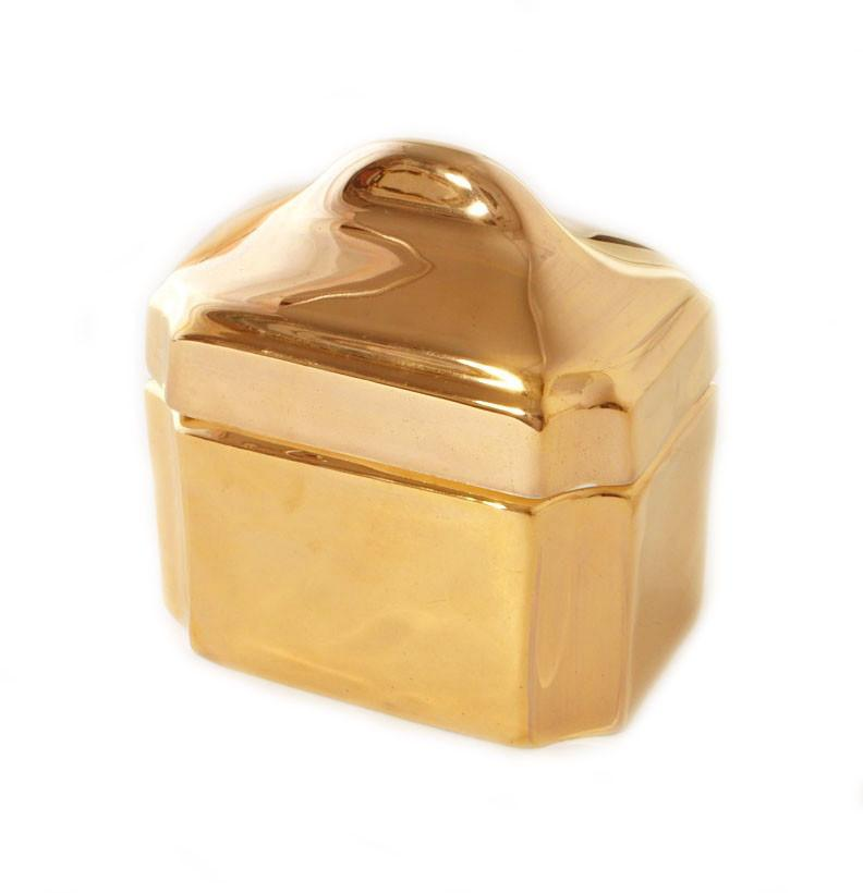 Monaco Gold Sugar Bowl