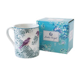 4 Piece Mug Set Amethyst