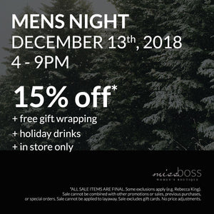 Men's Night!