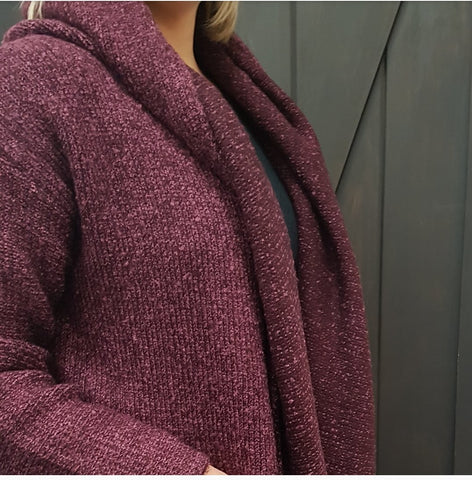 Lennox One Size Cardigan - Lovestitch