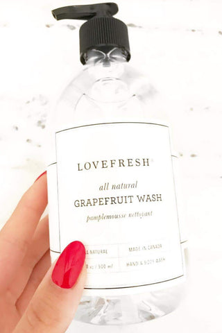 Love Fresh Body Wash