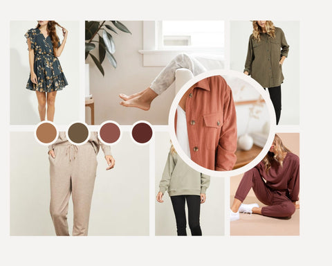 Gentle Fawn Collection