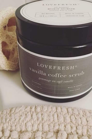 Body Scrub - Love Fresh