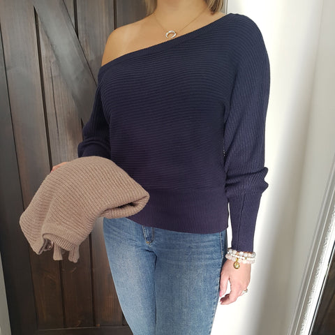 Meredith Sweater - Gentle Fawn