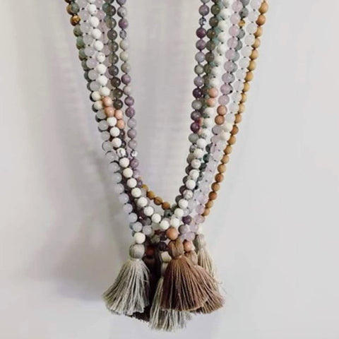 Mala Beads - The Beautiful Nomad