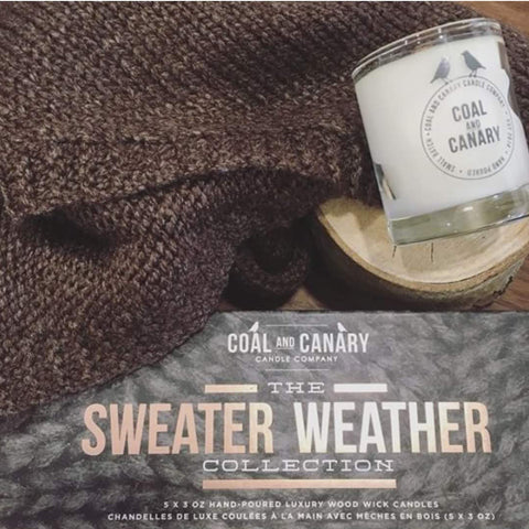 Coal and Canary - Sweater Weather Collection